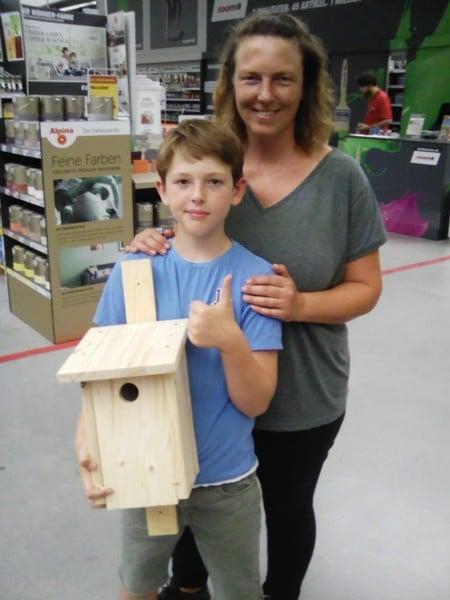 Eltern Kind Kurs Baumarkt