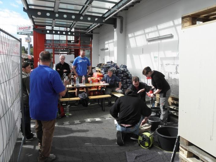 Baumarkt-Workshop